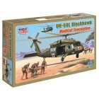 UH-60L Blackhawk Medical Evacuation - 1/48