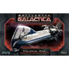 Battlestar Galactica Colonial One - 1/350