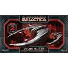 Battlestar Galactica Cylon Raider (2 kits) - 1/72