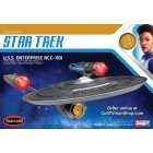 Star Trek Discovery USS Enterprise Snap 2T - 1/2500