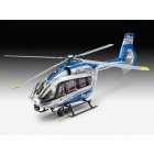 Airbus H145 Police suveillance helicopter - 1/32