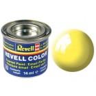 Tinta Revell para plastimodelismo -  Amarelo Num. 12
