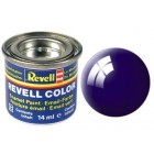 Tinta Revell para plastimodelismo - Esmalte sintético - night blue Num. 54