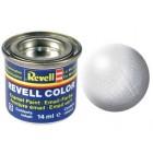 Tinta Revell para plastimodelismo - Alumínio metálico Num. 99