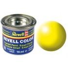Tinta Revell para plastimodelismo - Luminous yellow SM Num 312