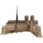 Notre Dame de Paris - 3D Puzzle - 586 mm