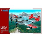F-82H TwinMustang Alas. All Weather F. - 1/72