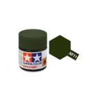 Tinta Tamiya Mini J.N. Green - XF11 - 10ml