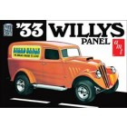 Willys Panel 1933 - AMT