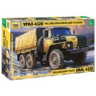 Russian army truck URAL-4320 - 1/35