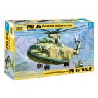 Cargo Helicopter MIL Mi-26 HALO - 1/72